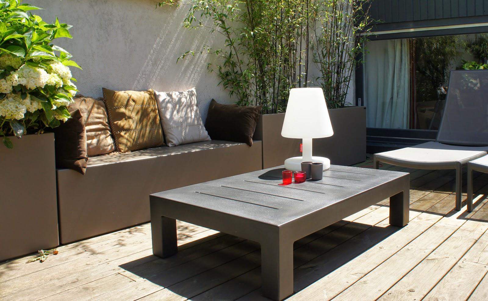 salon de jardin cosy avec les ensembles bacs et banquettes image 39 in. Black Bedroom Furniture Sets. Home Design Ideas