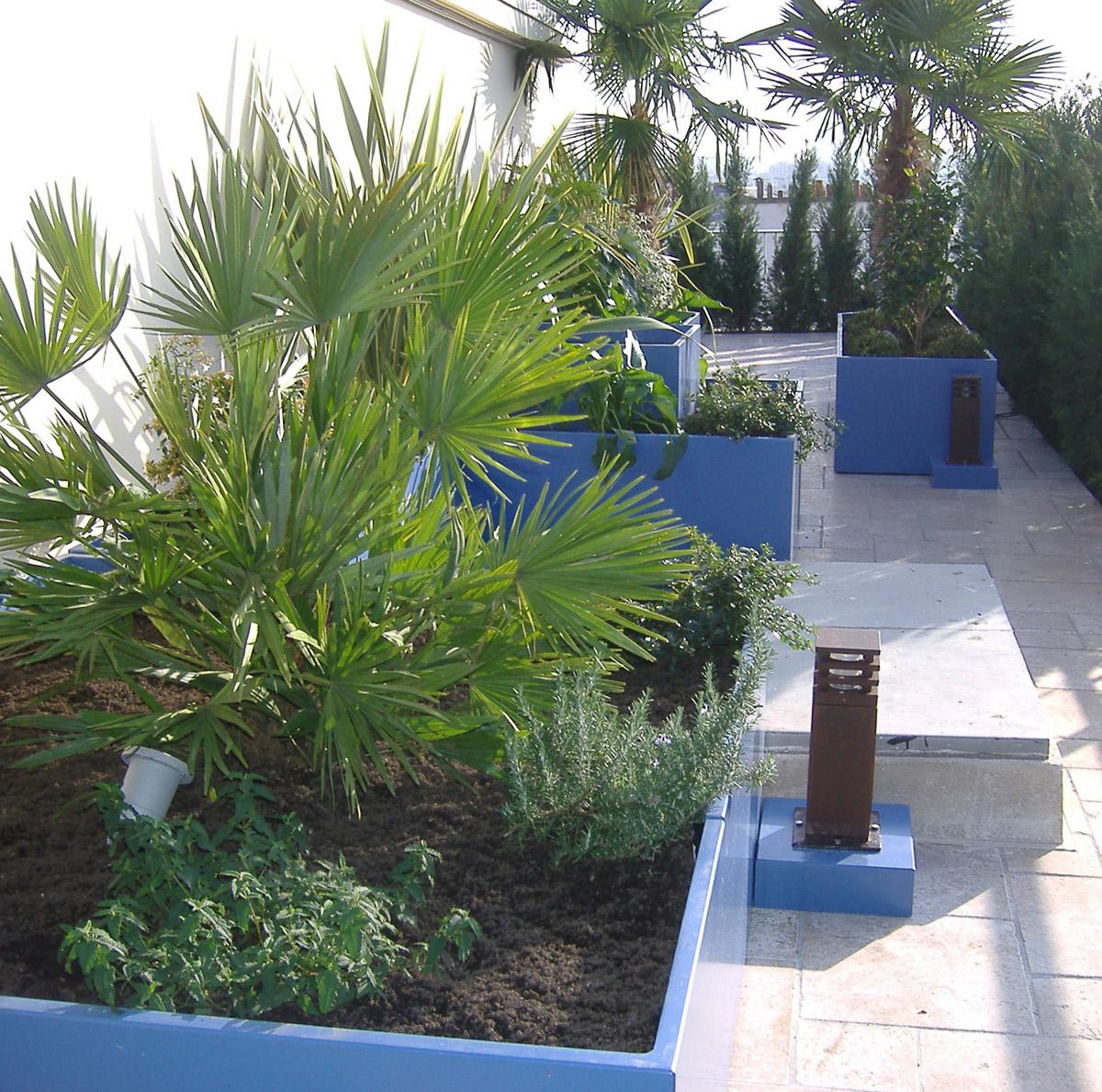Image 39 in jardini res sur mesure pour l am nagement d un for Cout d un toit terrasse