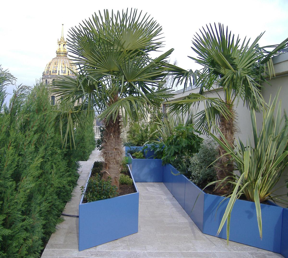 image 39 in jardini res sur mesure pour l am nagement d un. Black Bedroom Furniture Sets. Home Design Ideas