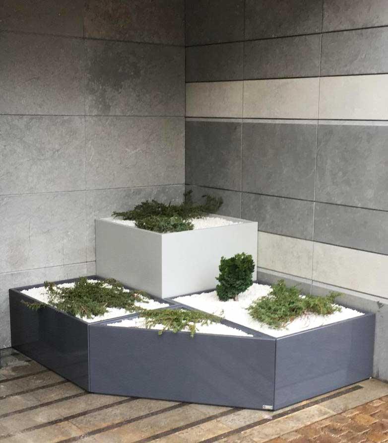 Jardinière Image'In sur-mesure