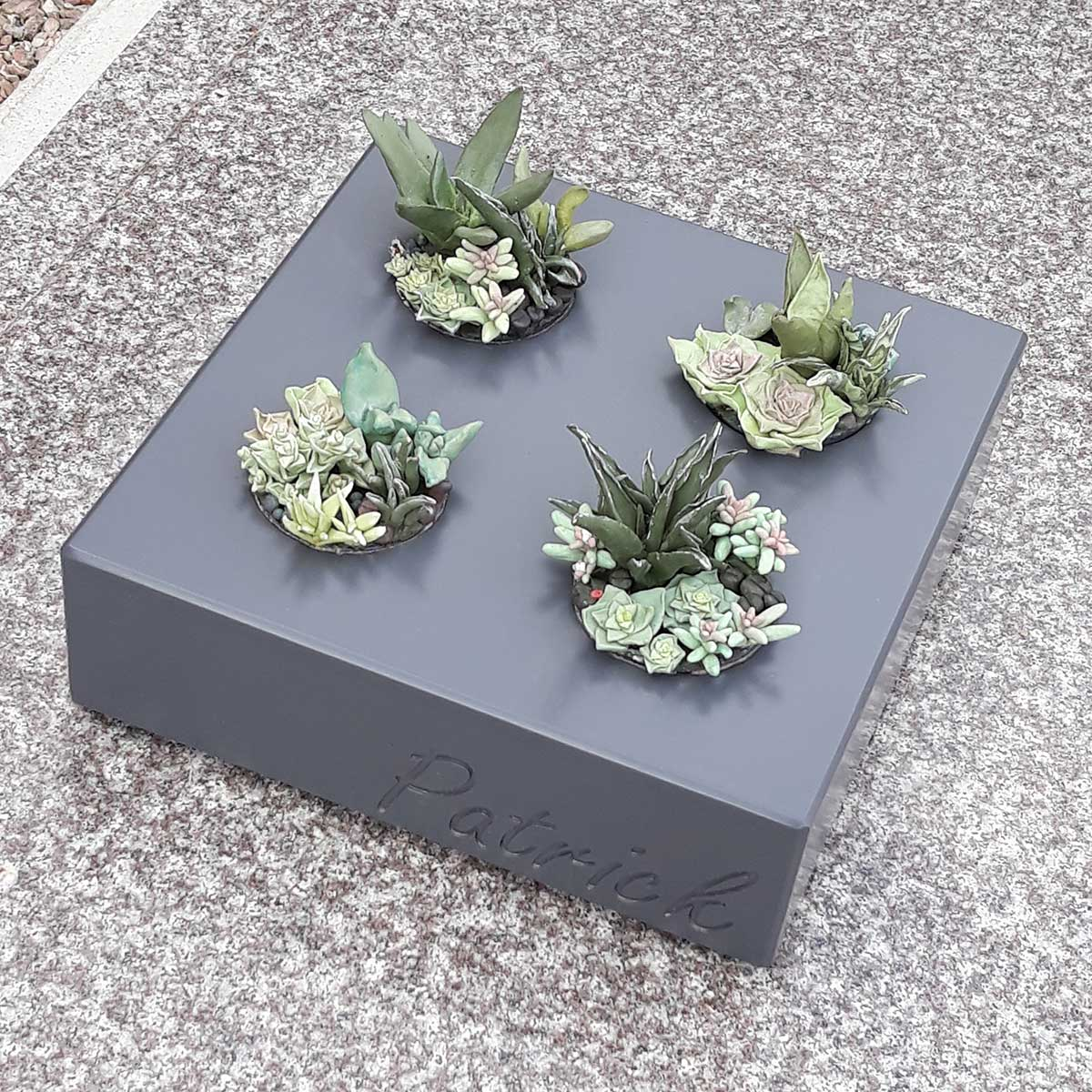 Pot pour tombe IMAGE'IN - Pots durables pour tombe